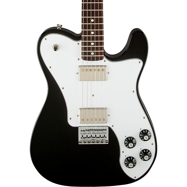 FenderChris Shiflett Telecaster DeluxeBlackRosewood Fingerboard