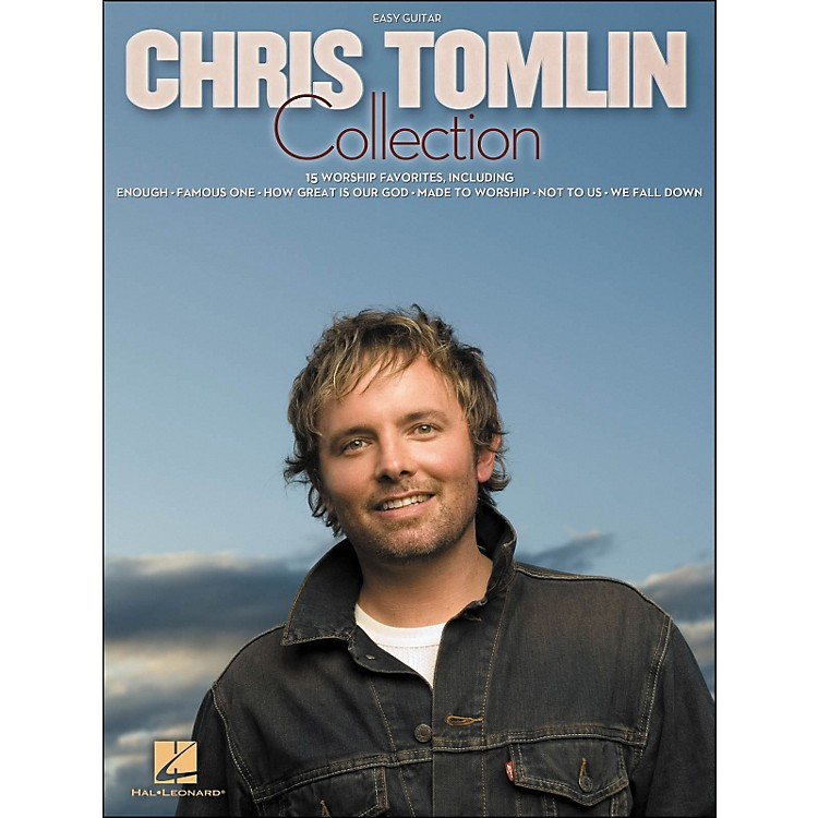 Hal LeonardChris Tomlin Collection - Easy Guitar with Notes & Tab
