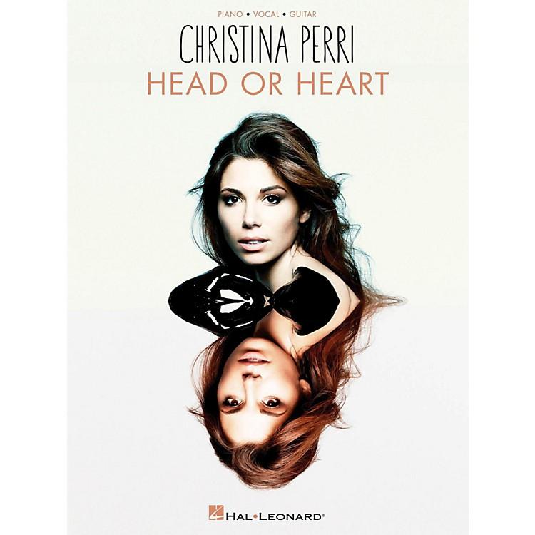 Hal LeonardChristina Perri - Head Or Heart for Piano/Vocal/Guitar