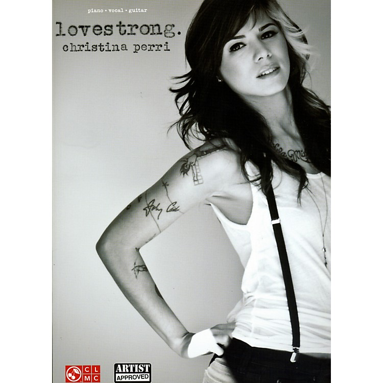 Cherry Lane Christina Perri Lovestrong for Piano/Vocal/Guitar