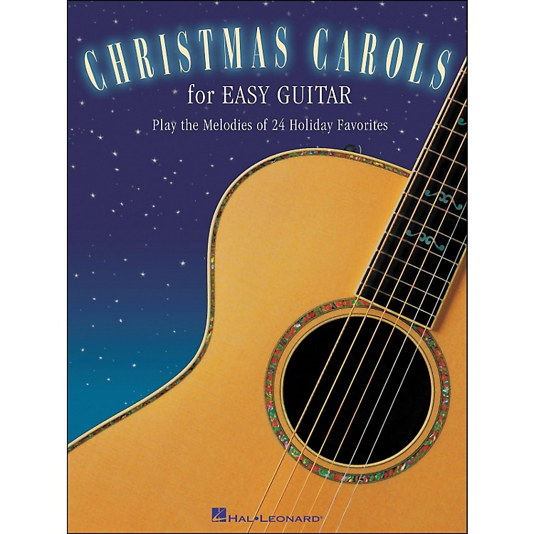 Hal Leonard Christmas Carols for Easy Guitar (No Tab)