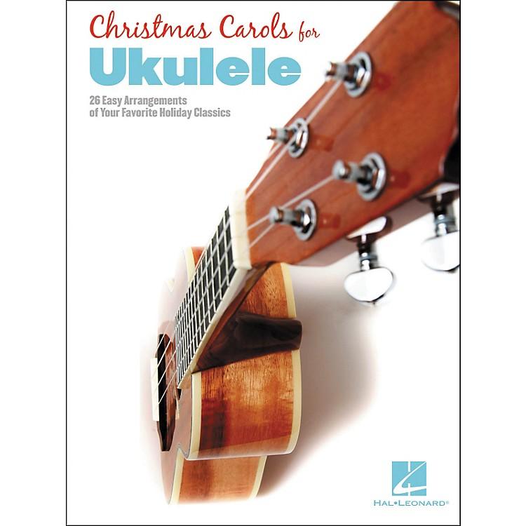 Hal LeonardChristmas Carols for Ukulele songbook