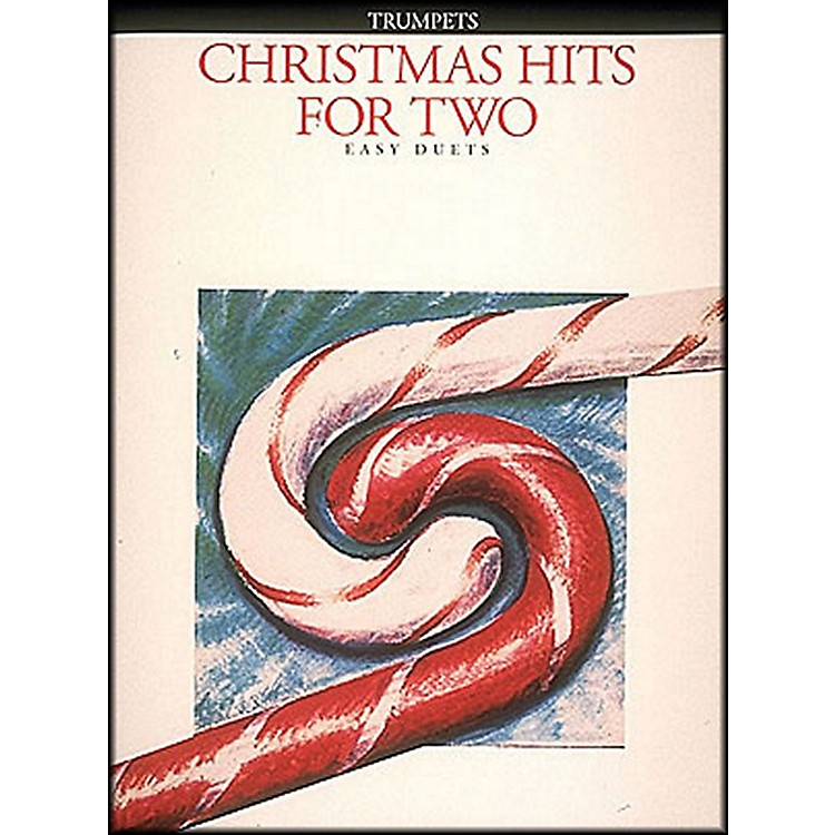 Hal LeonardChristmas Hits for Two Trumpet