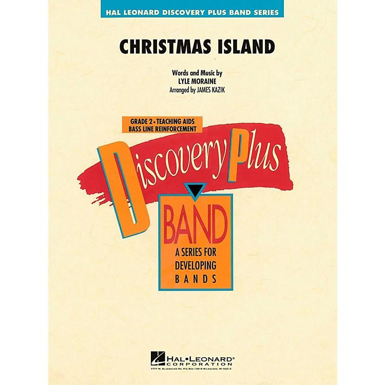 Hal LeonardChristmas Island Concert Band Level 2