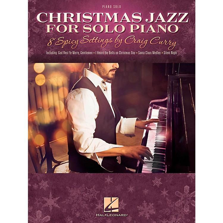 Hal LeonardChristmas Jazz For Solo Piano