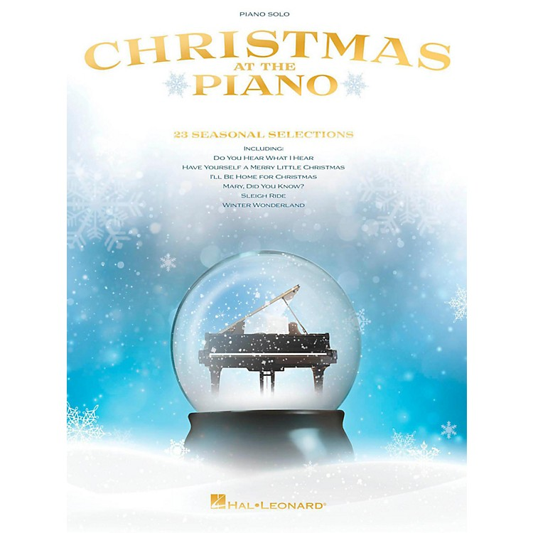 Hal LeonardChristmas at the Piano for piano solo