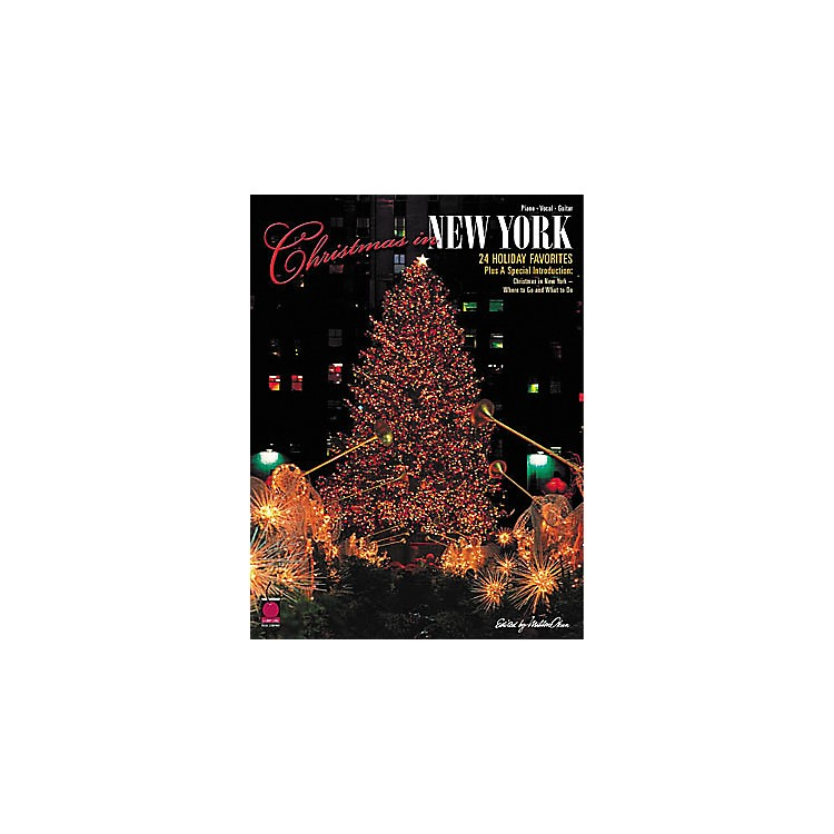 Cherry LaneChristmas in New York Piano, Vocal, Guitar Songbook