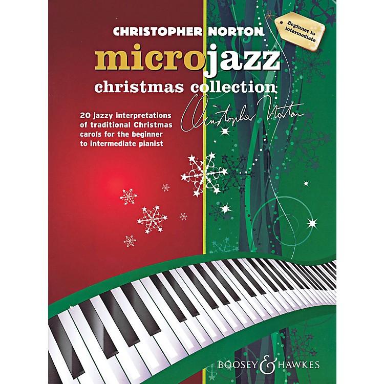 Hal LeonardChristopher Norton - Microjazz Christmas Collection Beginner-Intermediate Pianist