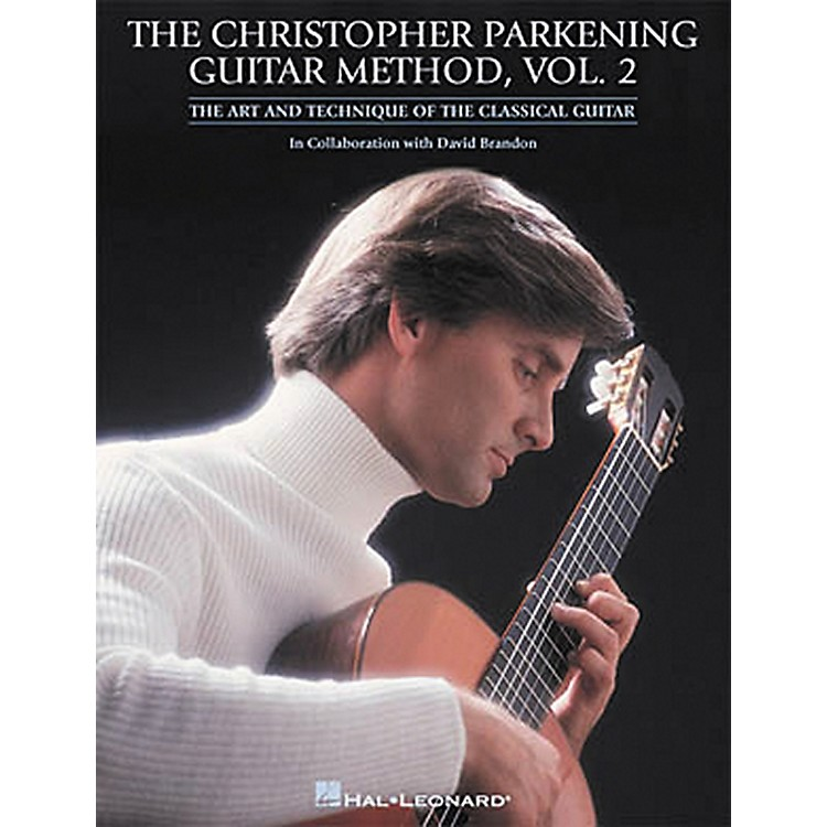 Hal Leonard Christopher Parkening Guitar Method Vol. 2