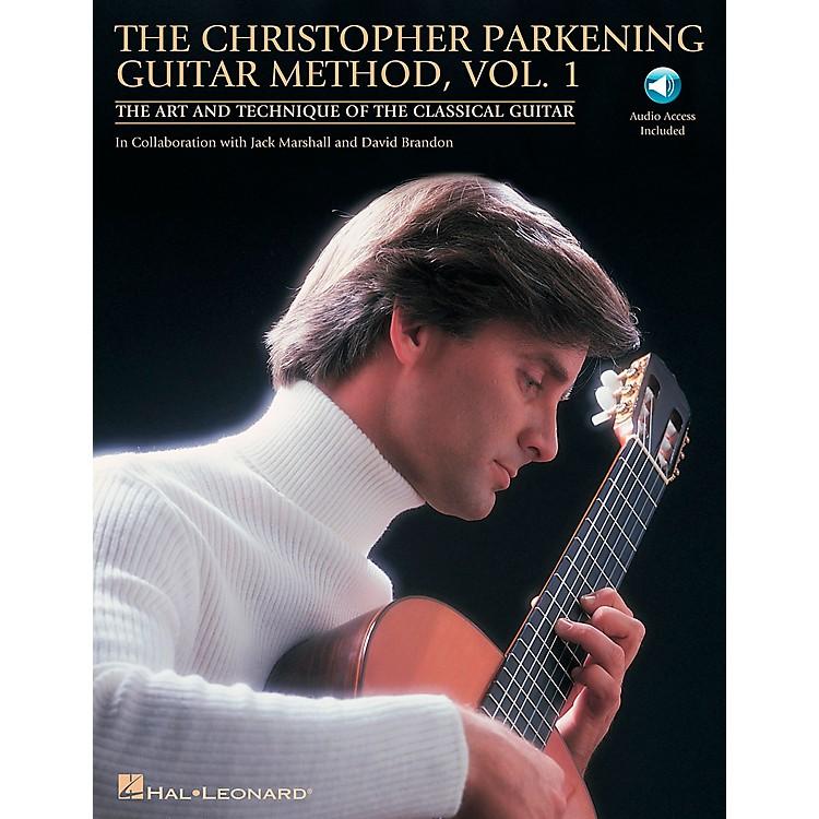 Hal LeonardChristopher Parkening Guitar Method Volume 1 Book/CD