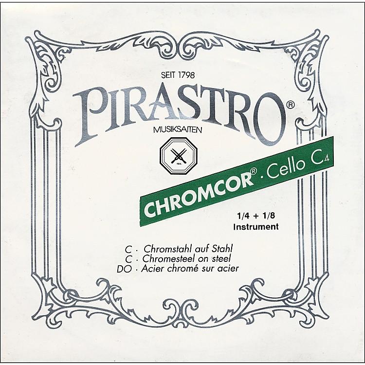 PirastroChromcor 1/8-1/4 Size Cello Strings1/8-1/4 SizeC String