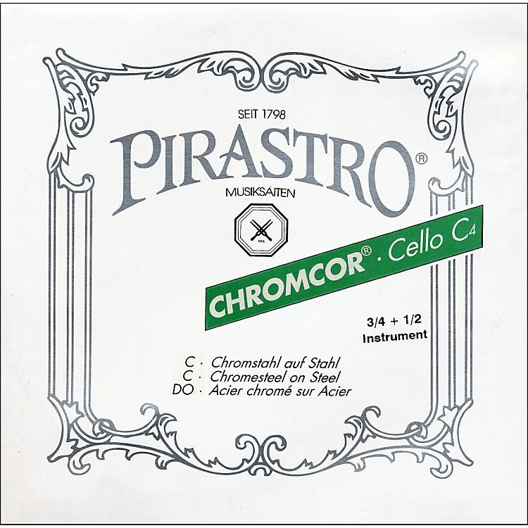 PirastroChromcor Series Cello C String1/4-1/8