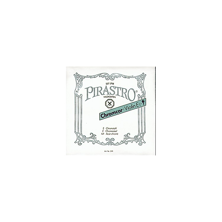 Pirastro Chromcor Series Violin E String 4/4 Ball End