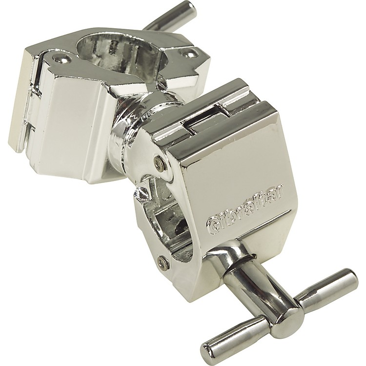Gibraltar Chrome Adjustable Right-Angle Clamp for Road Series Rack