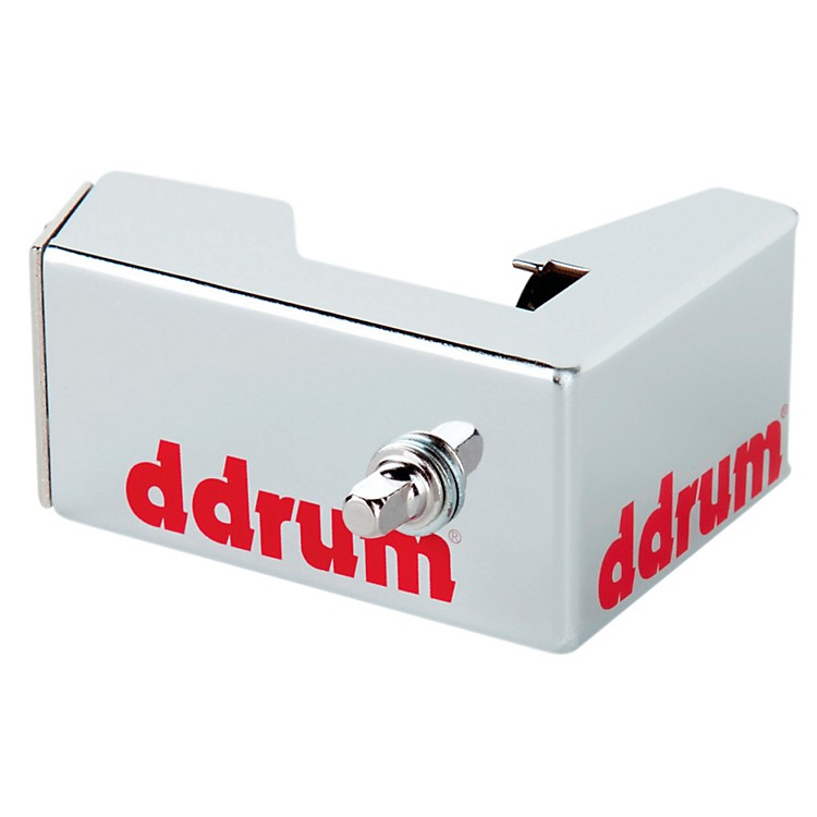 ddrum Chrome Elite Advanced Engineered Snare Drum Trigger Chrome