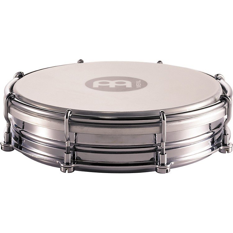Meinl Chrome Plated Steel Tamborim 6