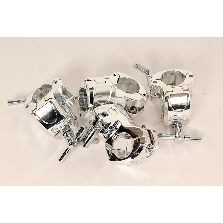 Gibraltar Chrome Series Right Angle and Quick Release T-Leg Clamp Package  888365720685