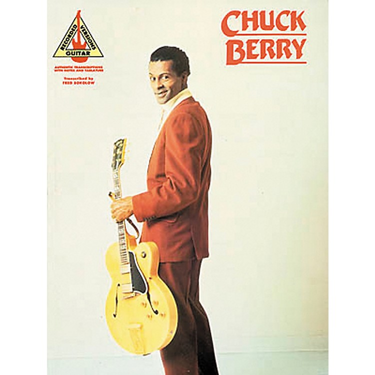 Hal LeonardChuck Berry Guitar Tab Songbook