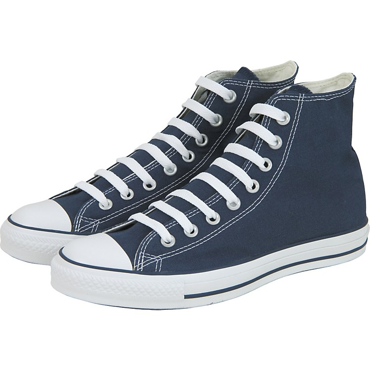 Converse Chuck Taylor All Star Core Hi-Top Navy Men's Size 9