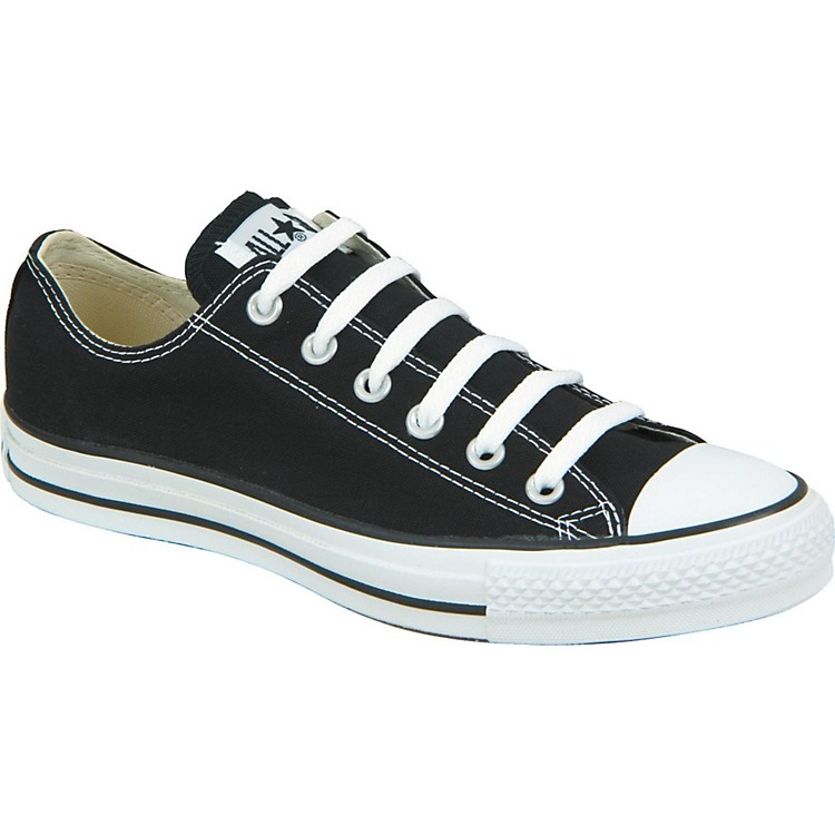 Converse Chuck Taylor All Star Core Oxford Low-Top Black Mens Size 11