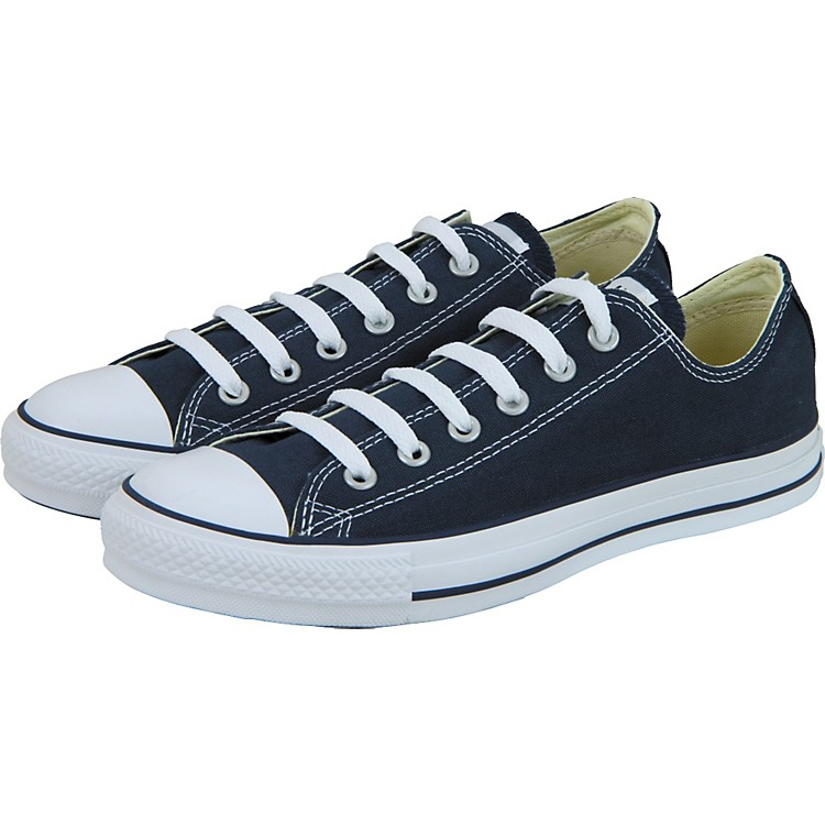 Converse Chuck Taylor All Star Core Oxford Low-Top Navy Men's Size 6