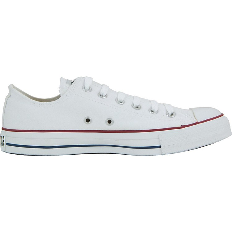 Converse Chuck Taylor All Star Core Oxford Low-Top Optical White Men's Size 13