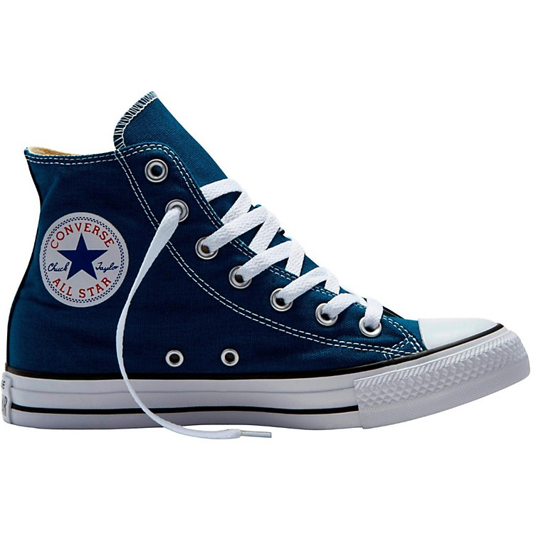 Converse Chuck Taylor All Star Hi Top Blue Lagoon Marine Blue 8
