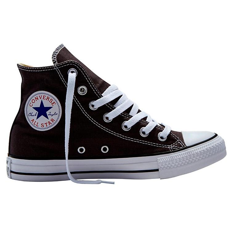 ConverseChuck Taylor All Star Hi Top Dusk Grey Charcoal5