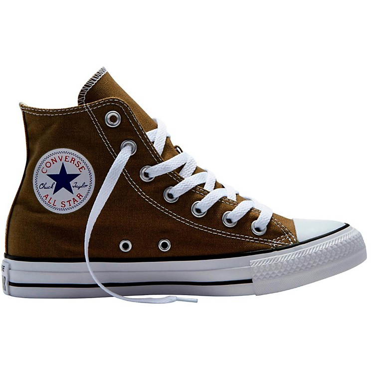 Converse Chuck Taylor All Star Hi Top Jute Khaki 8