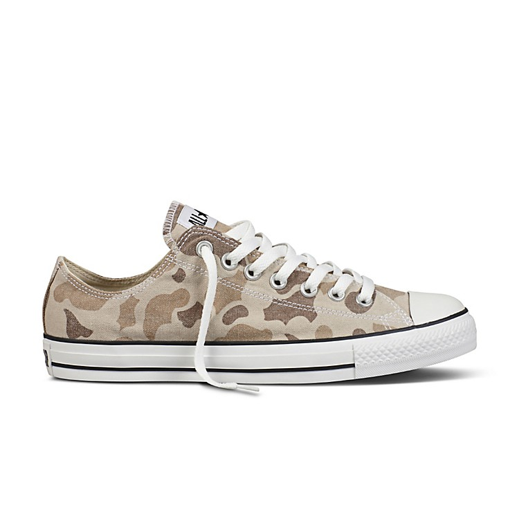 Converse Chuck Taylor All Star Ox- Safari Camo