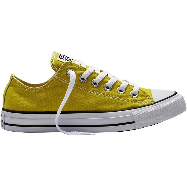 Converse Chuck Taylor All Star Oxford Bitter Lemon Straw Yellow 3.5