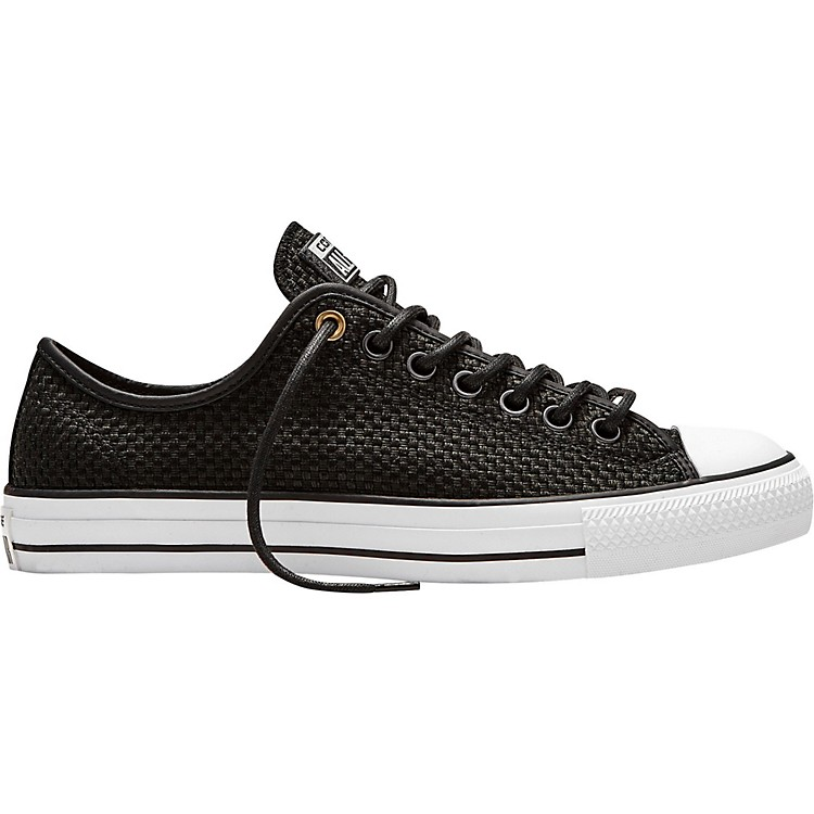 Converse Chuck Taylor All Star Oxford Black/Black/White 11.5