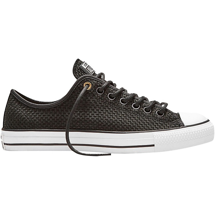 Converse Chuck Taylor All Star Oxford Black/Black/White 8
