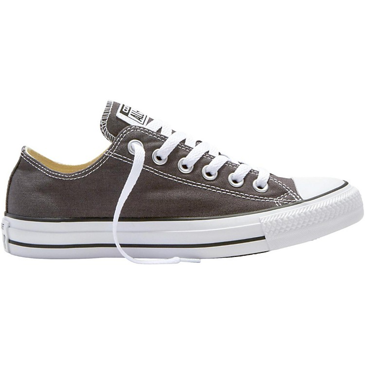 Converse Chuck Taylor All Star Oxford Dusk Grey Charcoal 3.5
