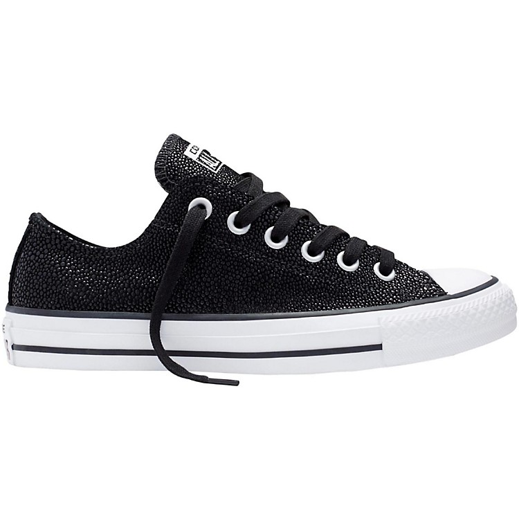 Converse Chuck Taylor All Star Stingray Metallic Oxford Black (Women's) 8