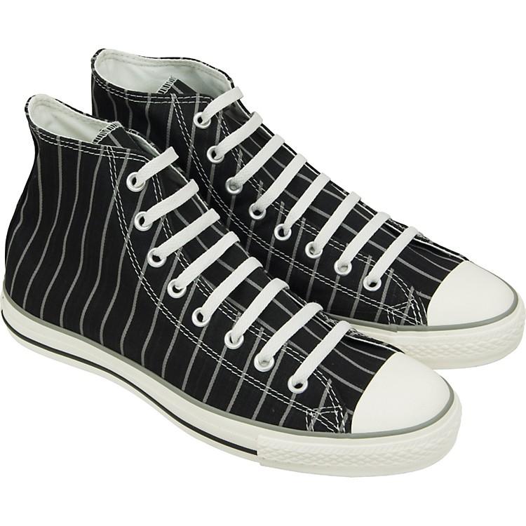ConverseChuck Taylor All Star Strip Hi-Top Sneakers (Black/Milk)