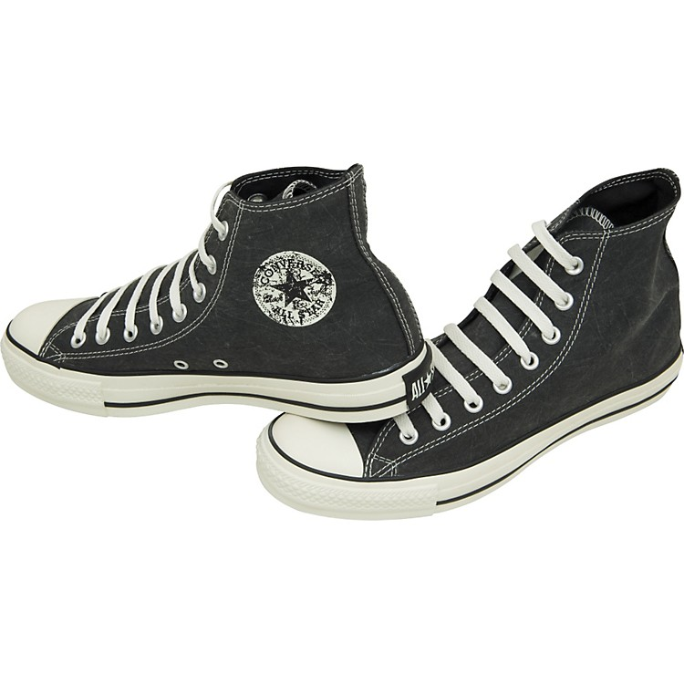 Converse Chuck Taylor All Star Vintage Hi Top Black 11