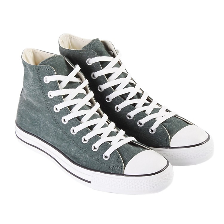 ConverseChuck Taylor All Star Vintage Hi-Top Sneakers (Green)Size 10