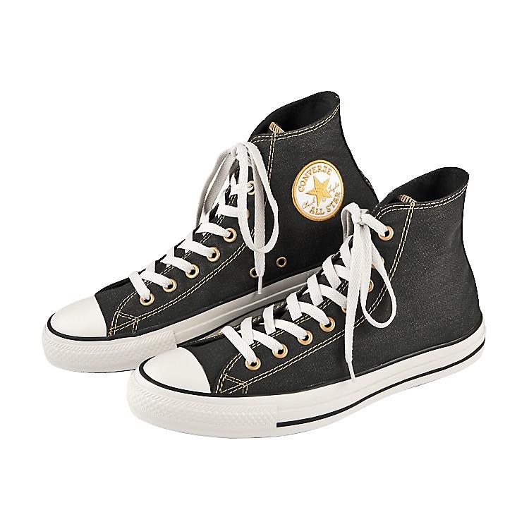 converse chuck stonewashed canvas hi top shoes