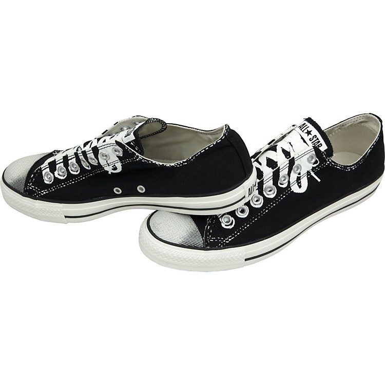 Converse Chuck Taylor Trompe L'Oeil Slip On Low Top Sneakers