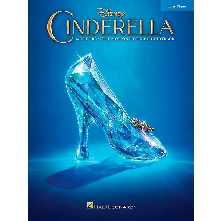 Hal LeonardCinderella - Music From The Motion Picture Soundtrack For Easy Piano