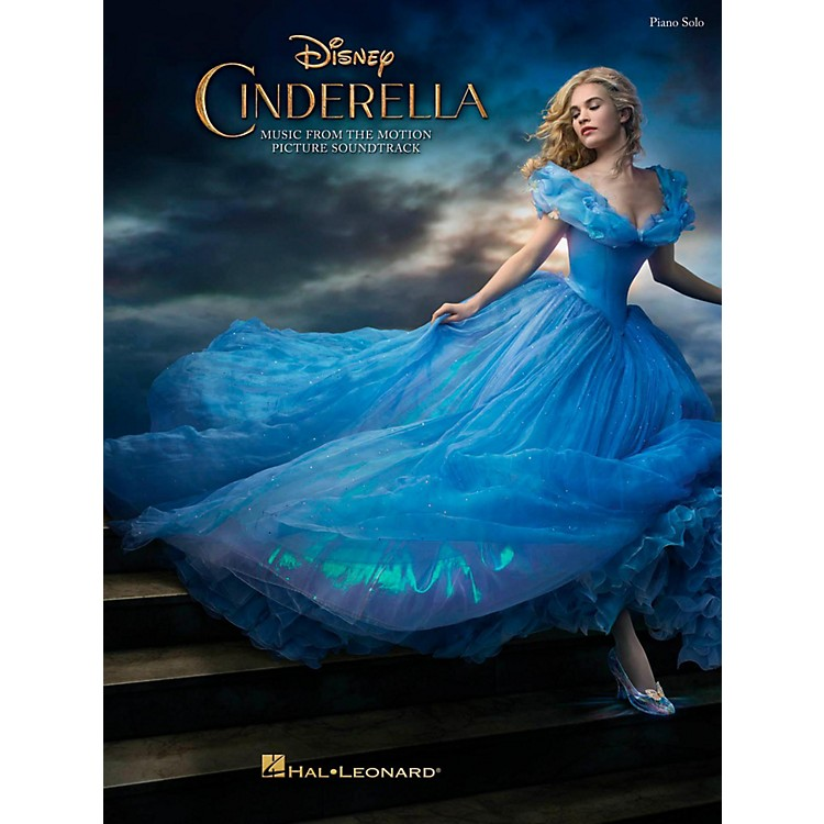 Hal LeonardCinderella - Music From The Motion Picture Soundtrack for Piano Solo