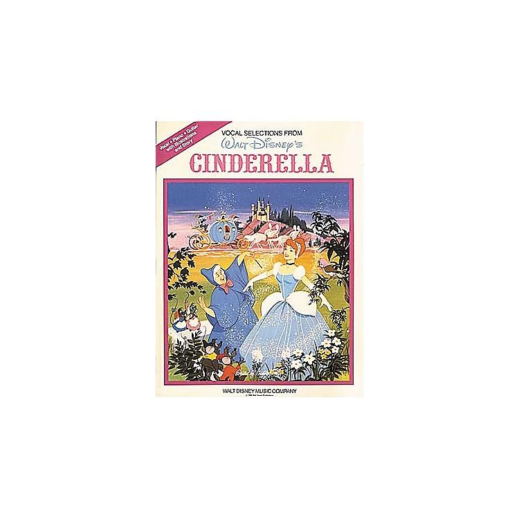 Hal LeonardCinderella Vocal Selections Piano, Vocal, Guitar Songbook