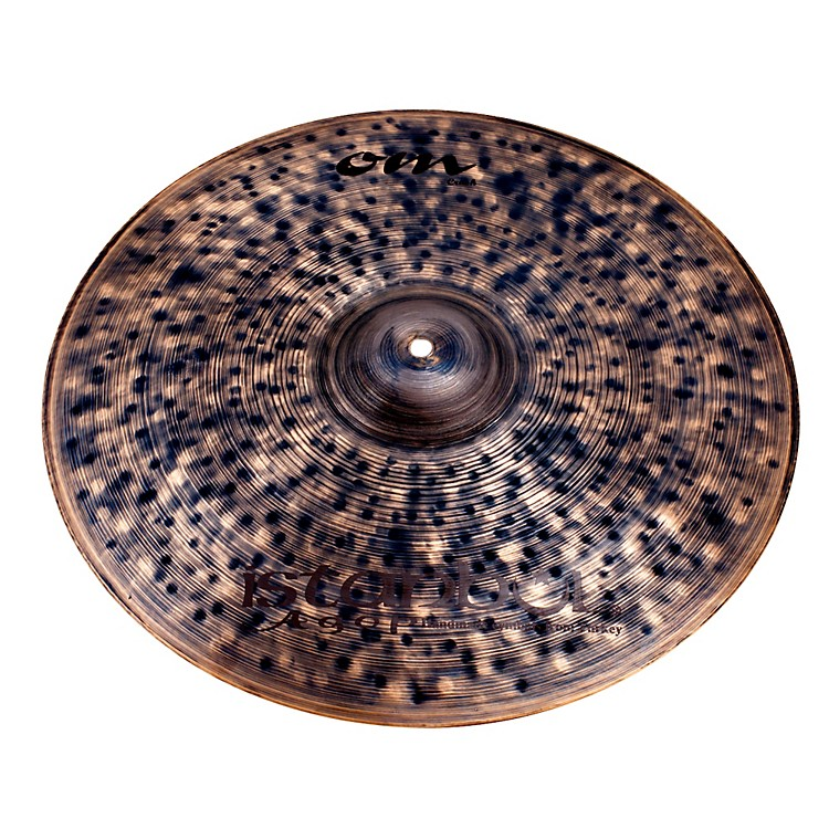 Istanbul Agop Cindy Blackman Signature OM Crash Cymbal 18 Inch