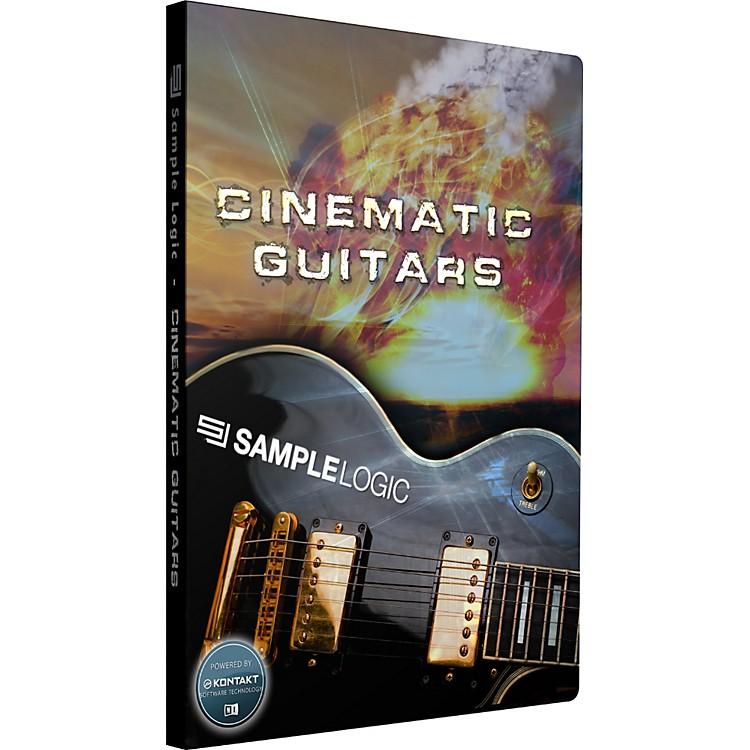 Sample LogicCinematic Guitars