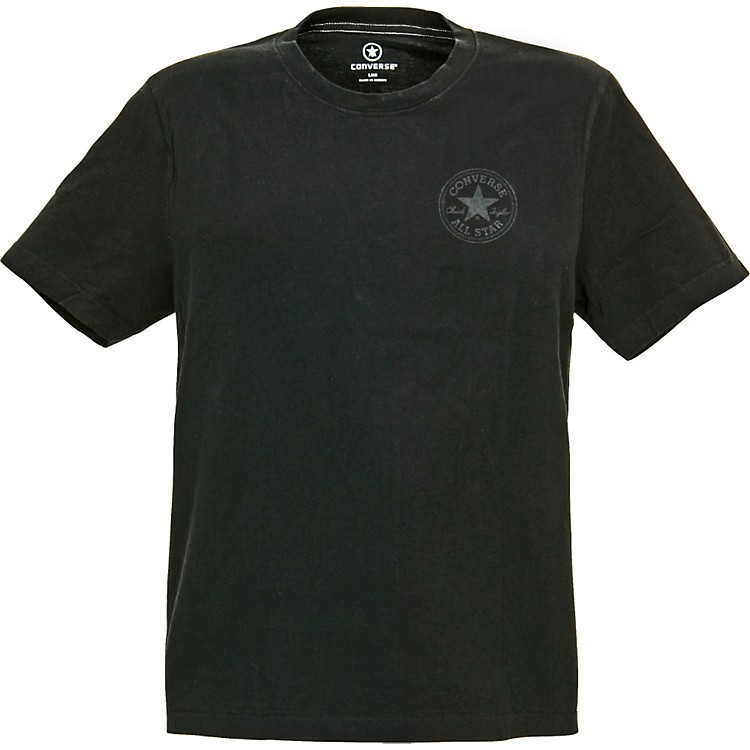 Converse Circle Star Logo with Footprint T-Shirt