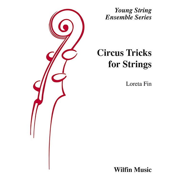 AlfredCircus Tricks for Strings String Orchestra Grade 1 Set