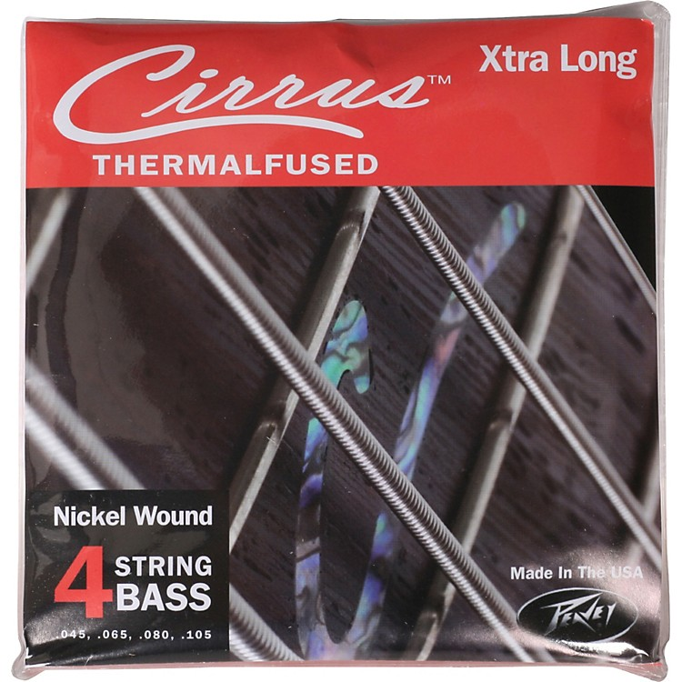 Peavey Cirrus Stainless Steel Strings 4XL