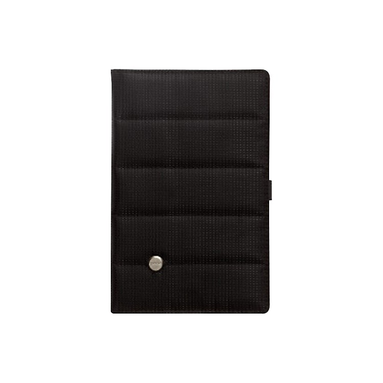 MONO Civilian Passport Wallet Jet Black