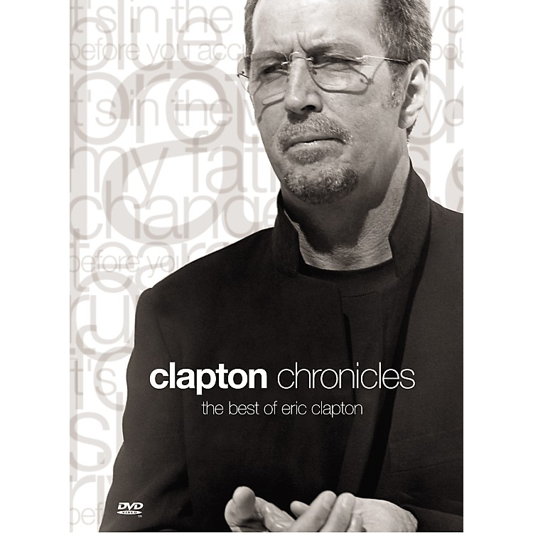 AlfredClapton Chronicles: The Best of Eric Clapton (DVD)